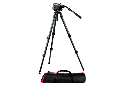 Manfrotto 504HD, 535K Kit