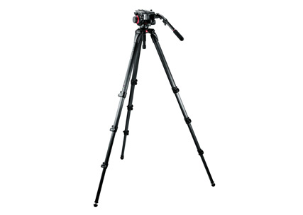 Manfrotto 504HD, 536K Kit