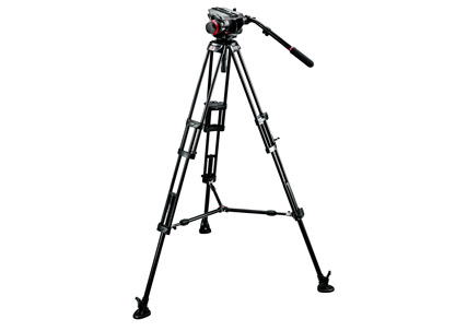 Manfrotto 504HD, 546BK Kit