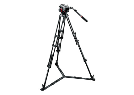 Manfrotto 504HD, 546GBK Kit