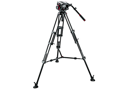 Manfrotto 509HD, 545BK Kit