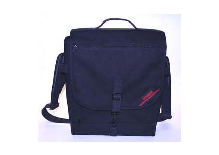 DOMKE F-808 MESSENGER BAG BLACK