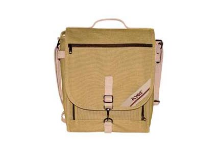 DOMKE F-808 MESSENGER BAG SAND