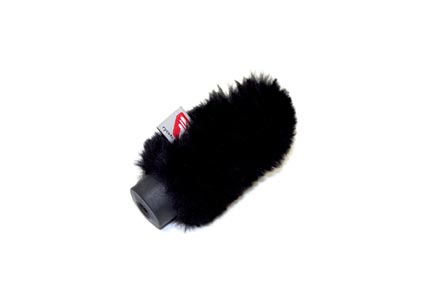 Rycote 10cm Softie (6) Short Fur