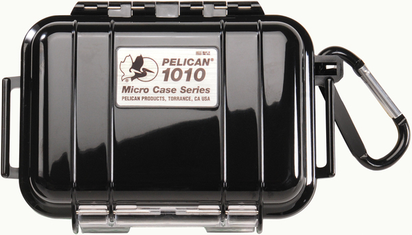 Pelican 1010 Case - Black