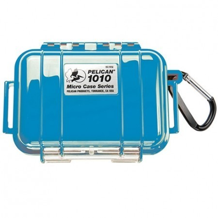 Pelican 1010 Case - Blue